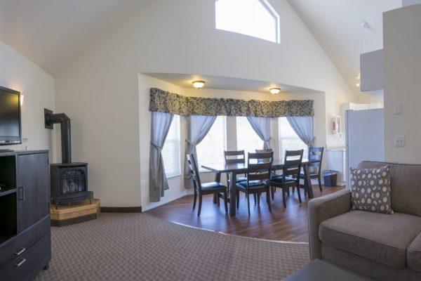 King Villa Dining & Living Room