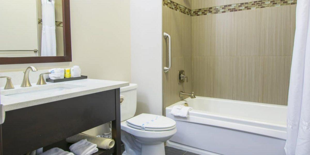 Mt. Baker Suite - Bathroom
